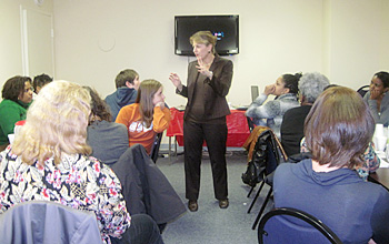 Grief training sessionsl offered by Wendt