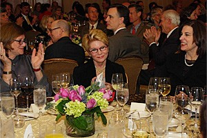 Carol Pensky at 2011 Wendt Center Benefit