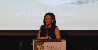 Hear Sheryl Sandberg's Remarks