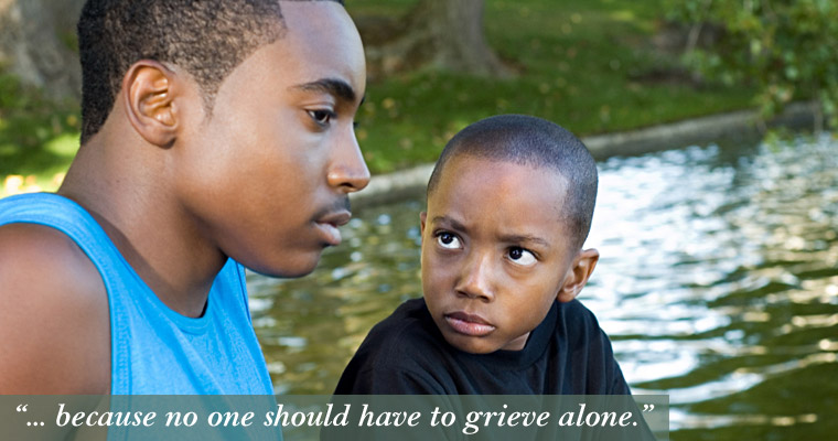 Help for children impacted by trauma and grief