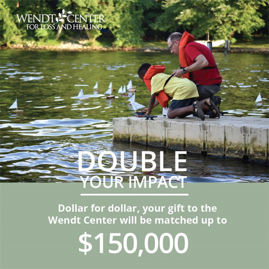 Double Your Impact - Donate Now