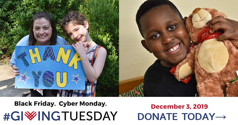 Thank you for donating to the Wendt Center for Giving Tuesday