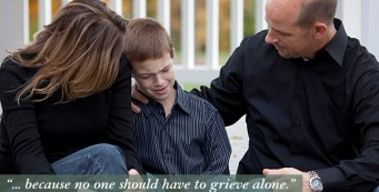 Help for families struggling with grief and loss