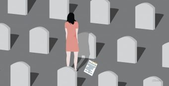 What Happens When a Spouse Dies in the Middle of a Divorce?