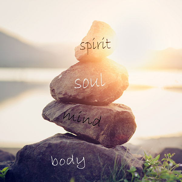 Spirit Soul Mind Body
