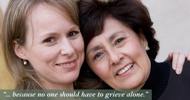 Bereavement support services